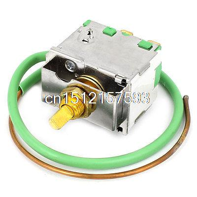 Car D Shaped Shaft Temperature Control Refrigerator Thermostat DC 12/24V 10A taie thermostat fy800 temperature control table fy800 201000