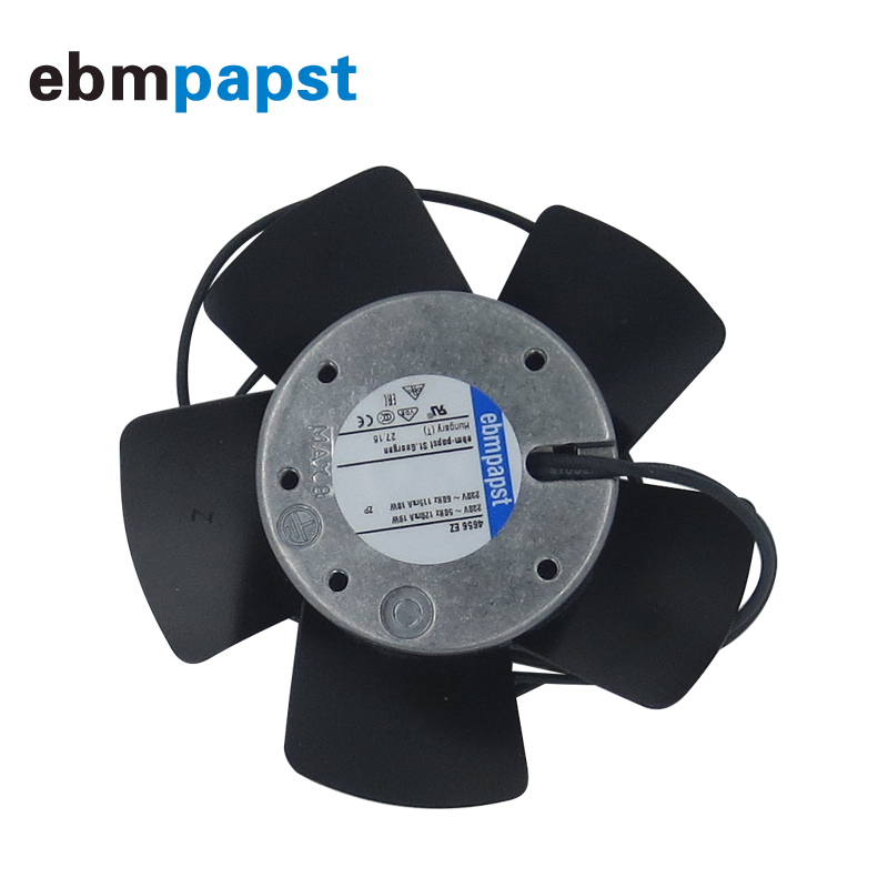 Brand New ebmFor PAPST For PAPST 4580N 12CM 12012038MM AC 230V 18W 3 impeller frequency cooling fan 72.4 CFM 2350 RPM
