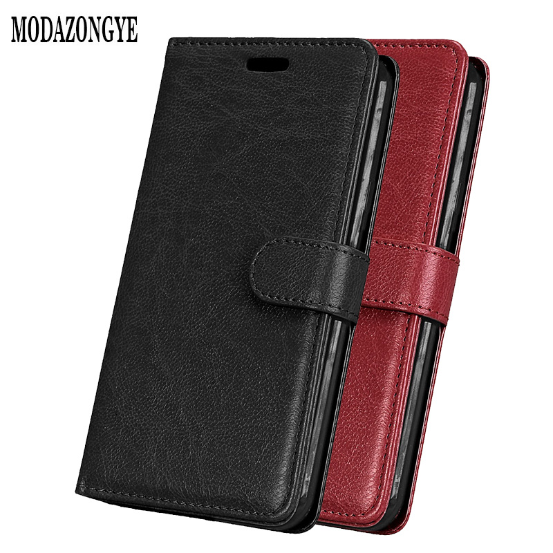 <font><b>Alcatel</b></font> Pop 4 Plus <font><b>5056D</b></font> Case 5.5 inch Wallet PU Leather Phone Case For <font><b>Alcatel</b></font> One Touch Pop 4 Plus <font><b>5056D</b></font> Flip Protective Cover image