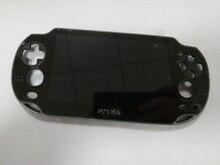 Оригинальный OLED новый черный ЖК экран для PS Vita 1000 PSV 1000 PSV 1000 с сенсорным экраном цифровой сборки + рамка