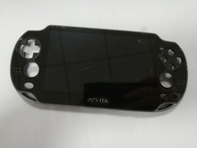 Original OLED New Black LCD Display Screen for PS Vita 1000 PSV1000 PSV 1000 with Touch Screen Digital Assembled + Frame