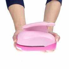 3 »8 см большой Скрапбукинг Дырокол бумага для рукоделия Дырокол из пластика эва карты делая тиснение устройство Дырокол канцелярские принадлежности креативный подарок для детей