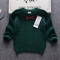 2016 autumn brand high-quality Gentlemanly style baby boy sweater coarse needle cotton thicken soft and comfortable warm tops