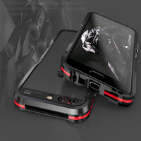 Luphie Shockproof Coque Aluminum for Huawei P10 Metal Blade bumper Frame Case Cover Smart phone