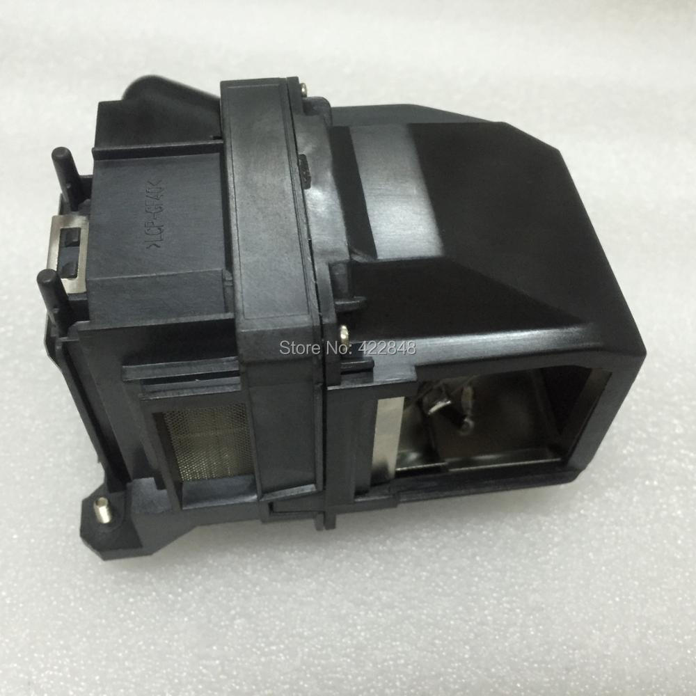 ELPLP78 / V13H010L78 genuine projector lamp for Epson EB-945/EB-955W/EB-965/EB-98/EB-S03/EB-S03/EB-S17/EB-S18 projectors elplp57 v13h010l57 compatible projector lamp with housing for epson eb 440w eb 450w eb 450wi eb 455wi eb 460 eb 460 projectors