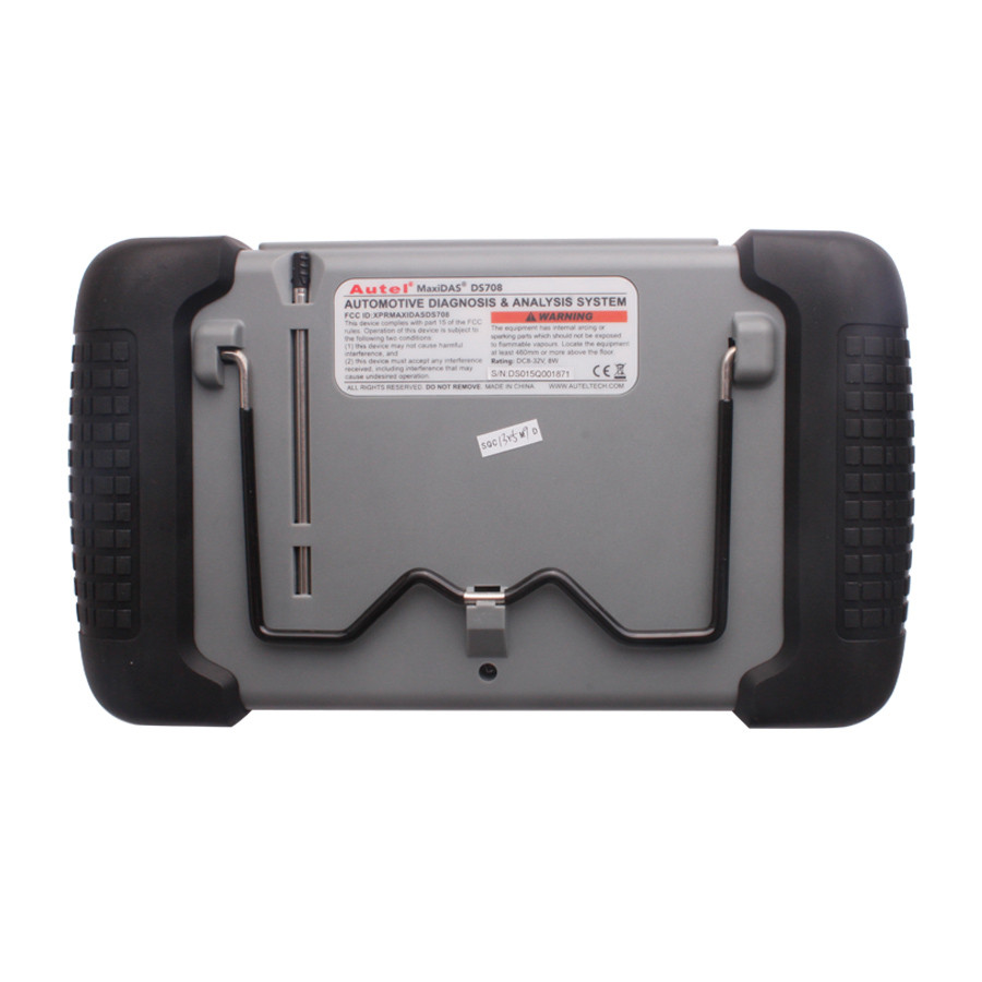 Original Autel MaxiDAS DS708 Spanish+English Version Wireless Scanner