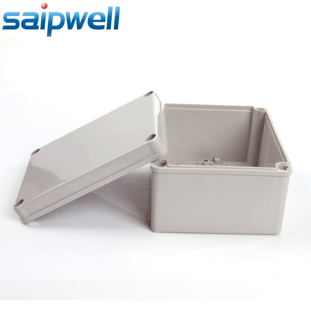 DS AG 1417 ABS Material Waterproof Box Distribution Box IP66 Enclosure With Panel 140 170 95mm