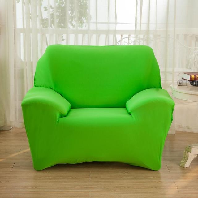 New Sofa Cover Pink Fruit Green Universal Singer Seat Sofa Summer Funda Sofa  Couch Cover