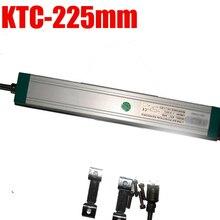 Industria Universales Carro balanza electrónica desplazamiento lineal, sensores de regla, resistiva rango regla: KTC-225mm herramientas