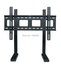 Image 3 - Ağır 32 75 inç LED LCD TV montaj standı VESA 600x400mm için 800x500mm maks. Yükleme 60kgs DSK780