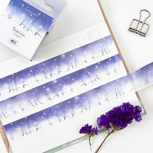 Fantastic Dreamland Washi Tape Japanese Decorative Masking Washi Tapes 20mm Wide Diy Jap ...