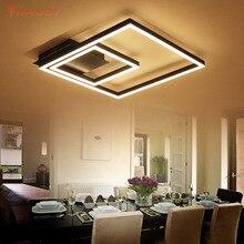 цены Creative home lighting living room ceiling light flush mount house lighting fixtures acrylic metal LED ceiling lamp AC110-240V