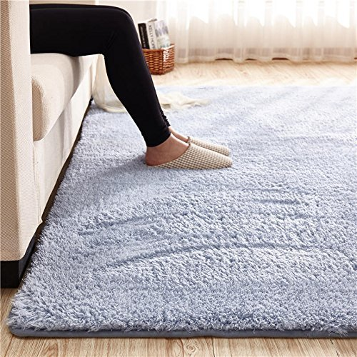 10 Sizes Super Soft Area Rug Kids Rugs Artic Velvet Mat With Plush