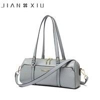 Women Genuine Leather Handbags Famous Brands Handbag Messenger Shoulder Bag Tote Sac A Main 2017 Bolsos