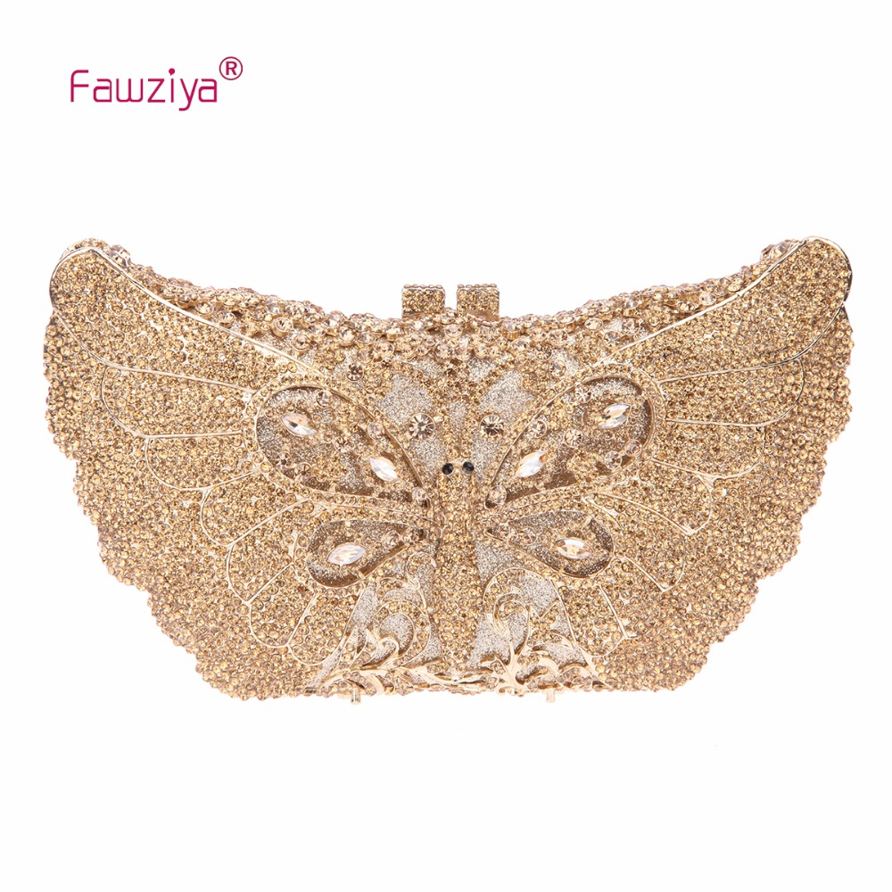 Fawziya Butterfly Bag Butterfly Clutch Purse Evening Bags And Clutches For Women