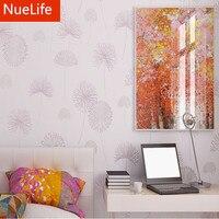 0 53x9 5m 3D Garden Dandelion Pattern Non Woven Wallpaper Kids Room Living Room Bedroom Sofa