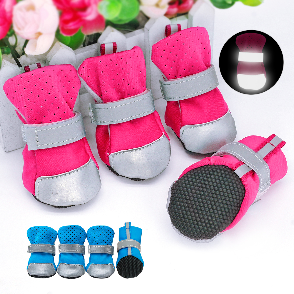 small dog snow boots