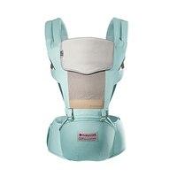 Updated Babycare Multifunctional Baby Hipseat 0 36m Waterproof Newborn Ergonomic Baby Carrier Front Facing Baby Sling