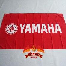 Yamaha мотор Гоночный флаг, 90*150 см, полиэстер, yamaha rocks баннер