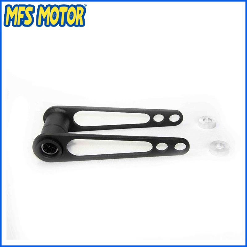 Motorcycle parts Lowering Link kit bike Rear 3.5 Lowering Kit fit For Kawasaki KFX450R Black