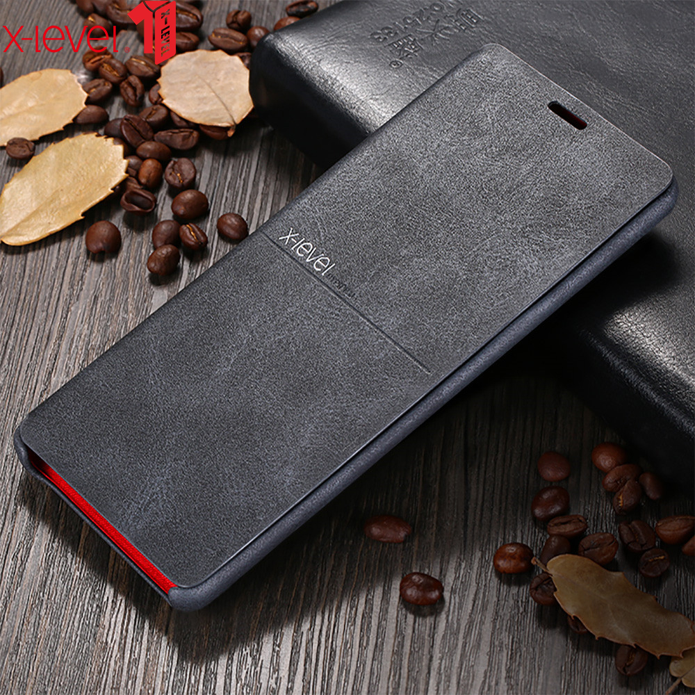 X-Level leather Case For Samsung Note 9 8 Ultra Thin Flip Protective Kickstand Back Cover Coque For Samsung Galaxy Note 8 Note9X-Level leather Case For Samsung Note 9 8 Ultra Thin Flip Protective Kickstand Back Cover Coque For Samsung Galaxy Note 8 Note9