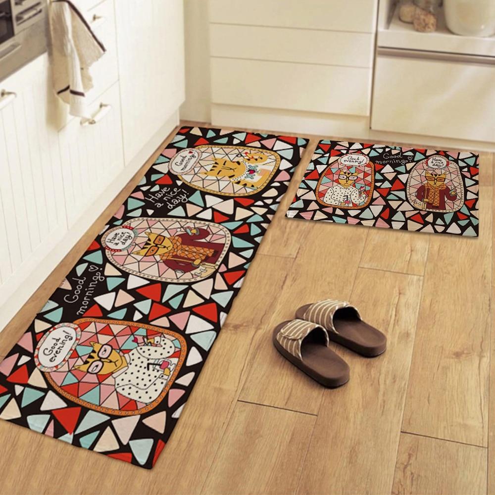 modern floor runners - Kchen Tapeten Modern