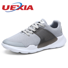 New Arrive Men Running Shoes For Best Trends Athletic Trainers Zapatillas Sports Shoes  Men Lace Up Shoes Red
