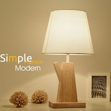 Buy exquisite table lamps and get free shipping on aliexpress tuda 24x45cm art wood hign grade flax lampshade bedroom living room table lamp mozeypictures Gallery