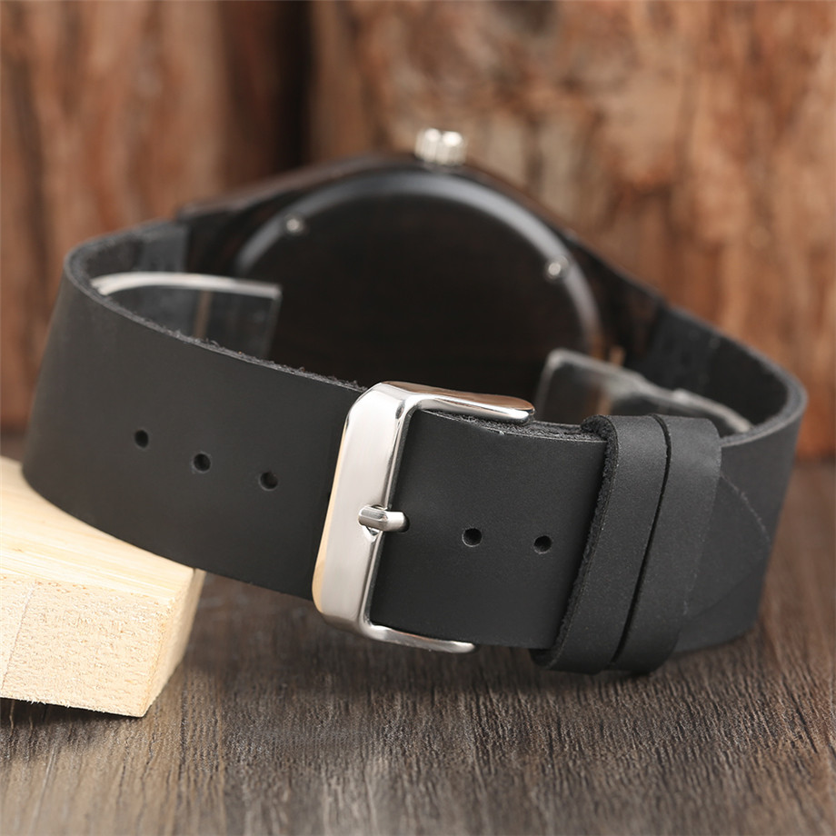 fashion wood watches for male