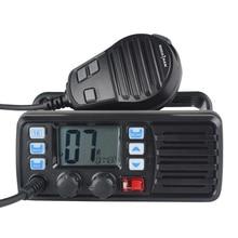 25W High Power VHF Marine Band Walkie talkie Mobile Boat Radio Waterproof 2 Way