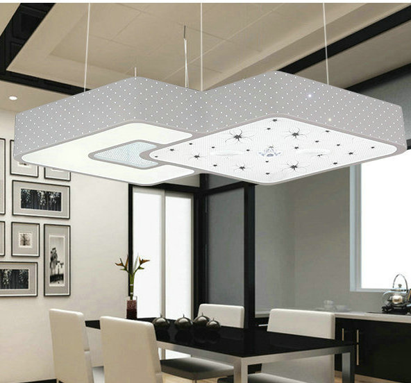 Awesome Lustre Salle A Manger Moderne Photos - Amazing House Design