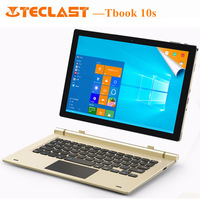Teclast Tbook 10S Tablet PC 10 1 Inch Windows 10 Android 5 1 IPS Screen Intel