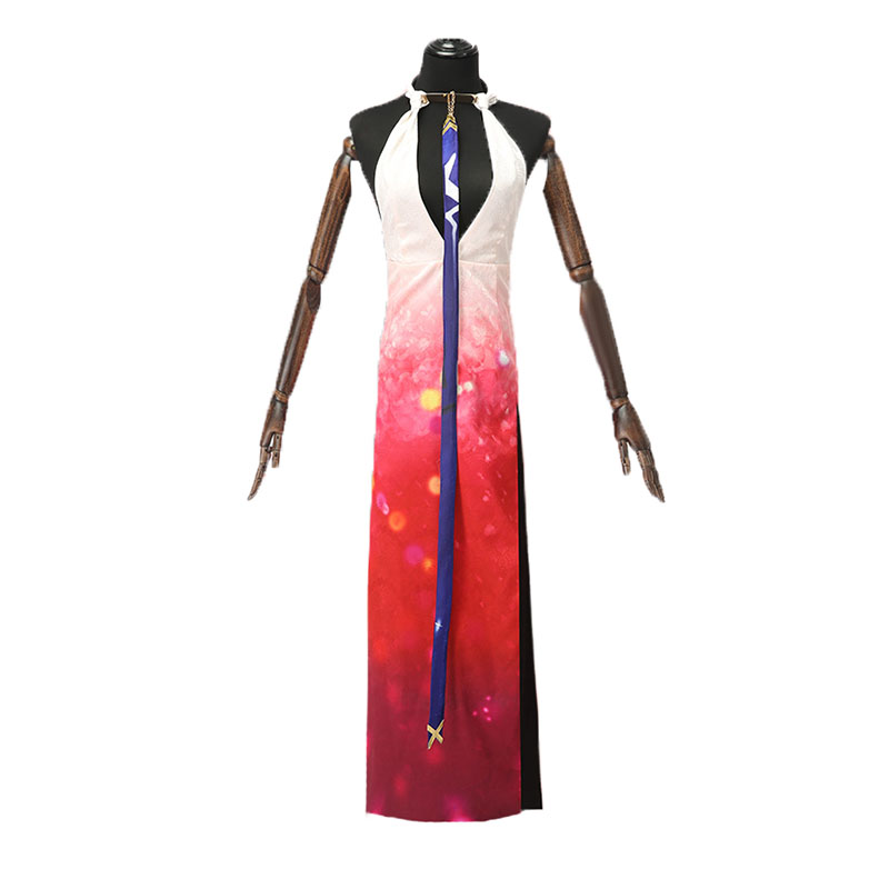 New Anime Darling In The Franxx ZERO RWO Chinese Cheongsam Cosplay Costume For Women Halloween