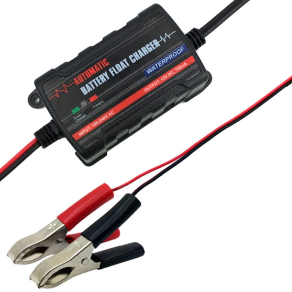 Smart Intelligent Lead Acid Battery Portable Charger 60v Slinky 6v Sealed Uc3906 Based Car