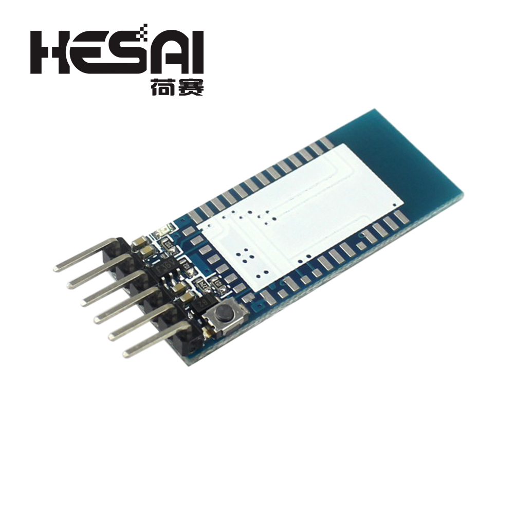 Bluetooth Serial Transceiver Module with Clear Button Base Board for HC-06 HC-07 HC-05 for arduino Diy Kit