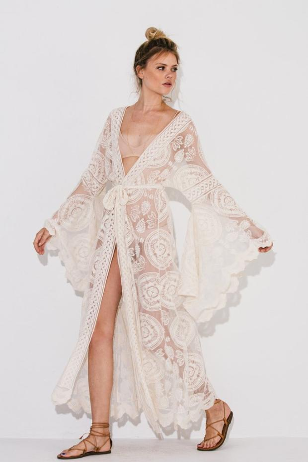 2019 Summer Pareo Beach Cover Up Women tunics for beach Short Sleeve V Neck white beach dress Wear Swimwear Vestidos Cover Up