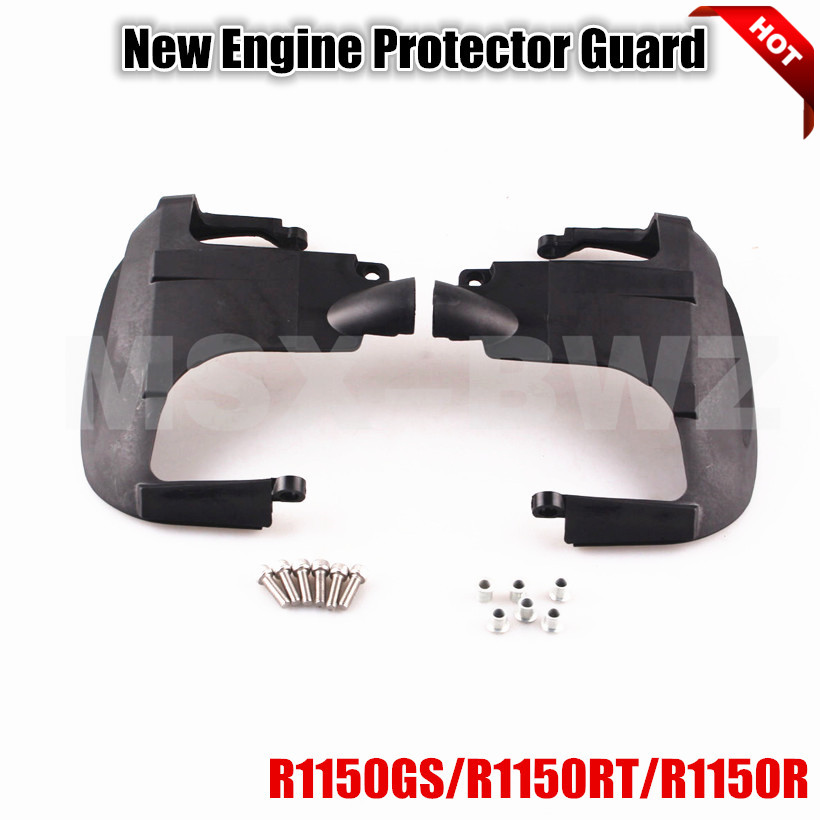 ФОТО New Plastic Engine Protector Guard For BMW BMW R1150GS/R1150RT 2004-2005/R1150R 2004 2005