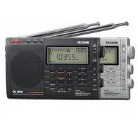 PL 660 PLL SSB VHF AIR Band радио приемник FM/MW/SW/LW многодиапазонный двойной TECSUN