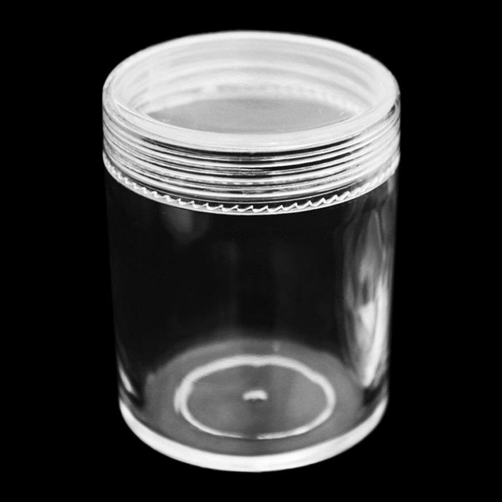 1 Pc Lagerung Container Organizer Box Für Licht Ton Knetmasse Schaum Schleim Schlamm Ausgezeichnet Im Kisseneffekt