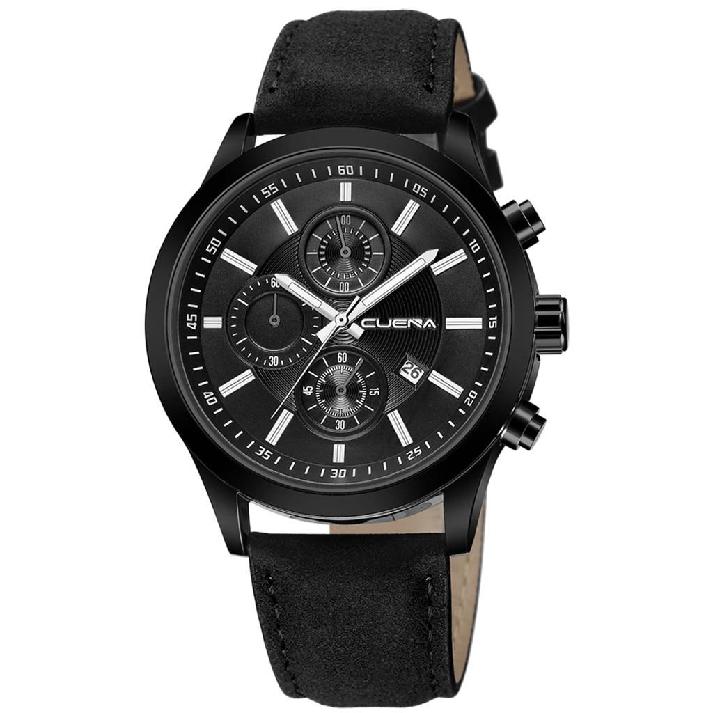 HTB1L0m9ahrvK1RjSszeq6yObFXad Fashion mens watches top brand luxury business sport quartz wrist watch leather watchband women watches ladies dress clock USPS