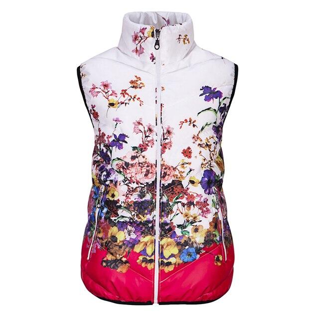 2016 hot sale winter women vest thick warm women jacket sleeveless waistcoat street style colete feminino plus size winter coat