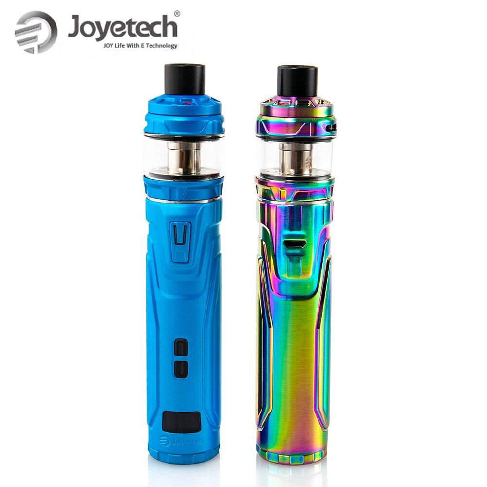 100% Kit complet d'origine Joyetech ULTEX T80 avec CUBIS Max NCFilm réchauffeur OLED écran Cigarette électronique