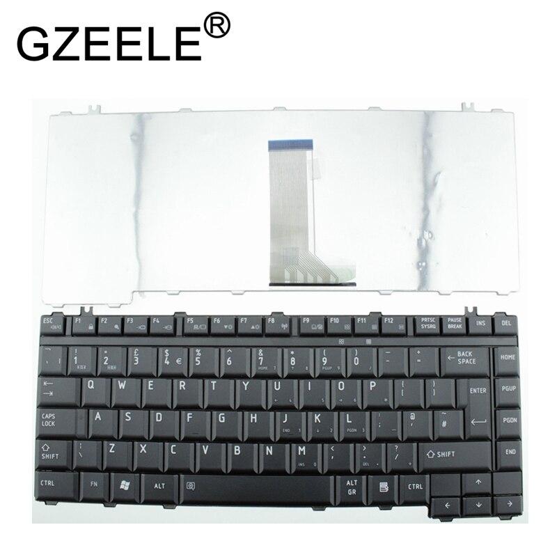 GZEELE nouveau 15.4 ordinateur portable pour Toshiba Satellite Pro A300 A300D A305 A305D L300 L305 clavier V000130380 MP-06866GB-9304 QWERTY UKGZEELE nouveau 15.4 ordinateur portable pour Toshiba Satellite Pro A300 A300D A305 A305D L300 L305 clavier V000130380 MP-06866GB-9304 QWERTY UK
