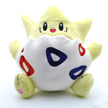 Childrens Birthday Toy Gift Hot Anime Pocket Monster Stuffed Toys 8inch Pokemon Misty Pet Togepi Model Plush Dolls