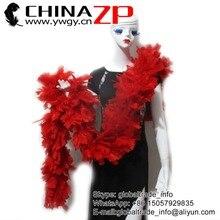 b8b2b414a0f2 CHINAZP Plumes Détail Emballage Vente Chaude 2 Mètres 150 gramme Plats de  Dinde Boa Samba Costumes Pour Les Femmes