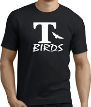T Birds T-SHIRT.Joke, funny, slogan and offensive t-shirts!  New Shirts Funny Tops Tee Unisex