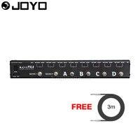 JOYO PXL 8 Loop Guitar Effects Pedal Loop Controller
