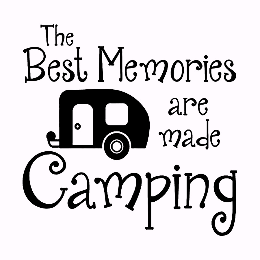 Car styling the best memories are made camping casticker motorcycle reflective car vinyl stickers decal for opel ford toyota in car stickers from