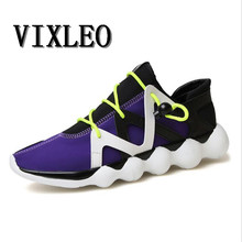 Men trainers 2017 scorching out of doors sport sneakers male athletic sneakers breathable Zapatos de deporte para hombres famous person