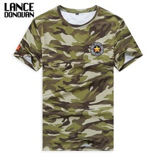 100% Polyester Military Camouflage Breathe Quickly Dry T-shirt 2017 M-5XL 6XL 7XL 8XL Tshirt Summer Short Sleeves T Shirt